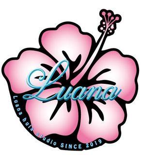 ルアナ フラ スタジオ ロゴ